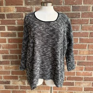 Evereve Peyton Jenson High Low Tunic Sweater